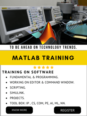 MATLAB TRAINING IN INDIA